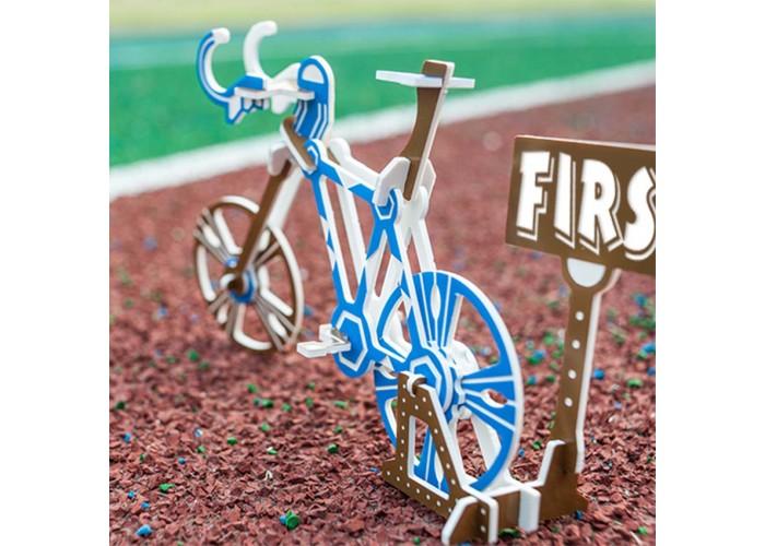 腳踏車 - 立體拼圖