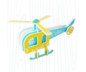直昇機 - 立體拼圖