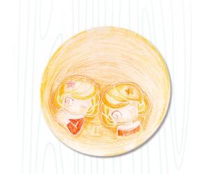 十二星座系列-女-雙子座