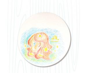十二星座系列-女-天秤座