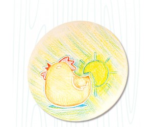 十二生肖系列-雞