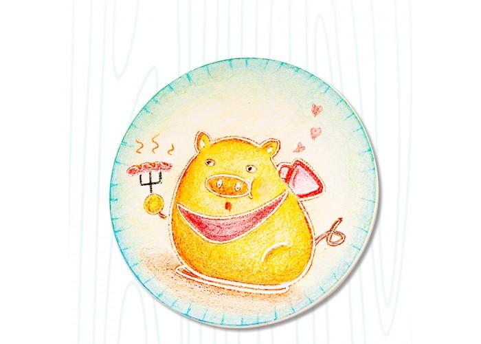 十二生肖系列-豬