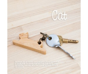 貓咪-竹子