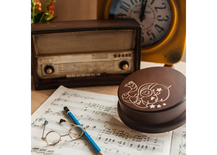十二星座音樂盒-男-天秤座