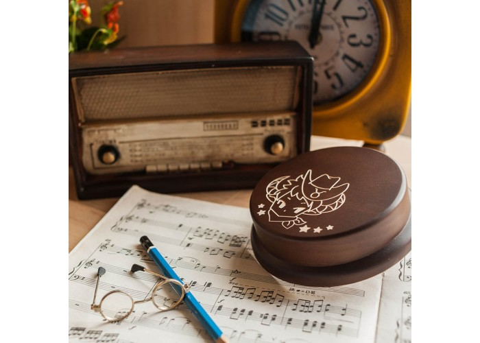 十二星座音樂盒-男-金牛座