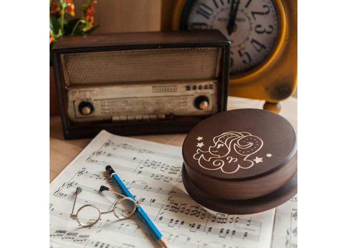 十二星座音樂盒-女-牡羊座