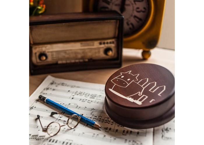 十二生肖音樂盒-牛