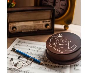 十二生肖音樂盒-狗