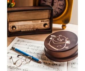 十二生肖音樂盒-豬