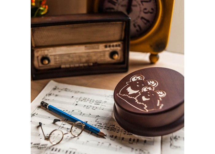 十二生肖音樂盒-羊