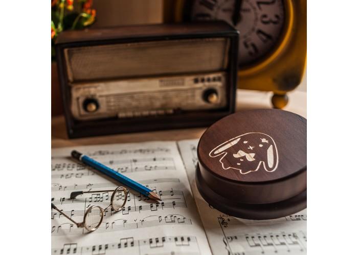 其他圖案音樂盒 -哈比兔