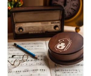 其他圖案音樂盒 -可愛刺蝟