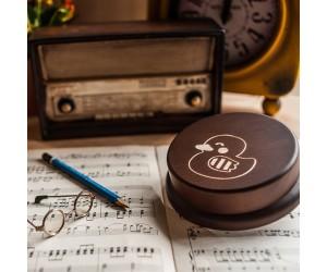 其他圖案音樂盒 -依比鴨鴨