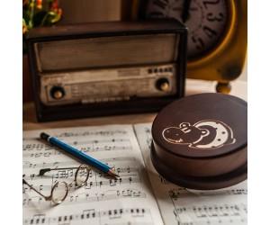 其他圖案音樂盒-開心河馬