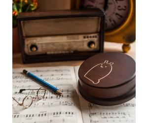 其他圖案音樂盒-蘿蔔兔