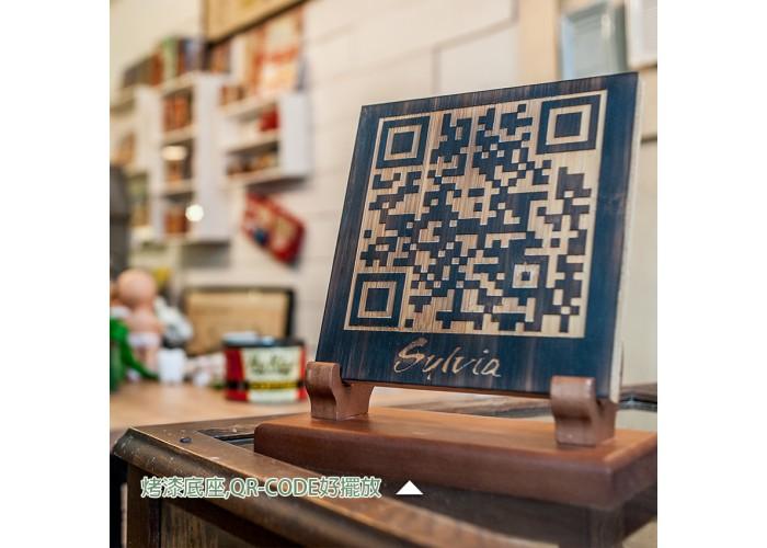 竹製QR-CODE