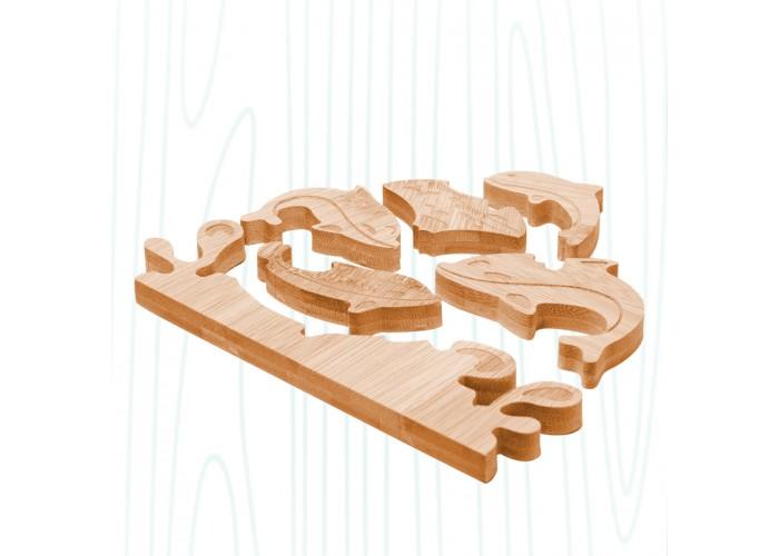 福氣海豚-竹子