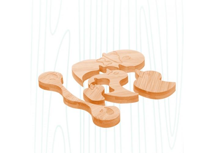 疊疊小鴨-竹子